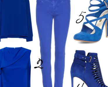 Blau, blau, blau sind alle meine Kleider