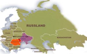 Ukraine – Risiko und Chance für Russland