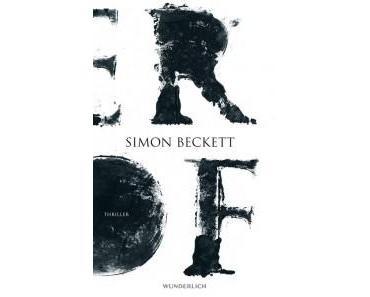 Simon Beckett kündigt weiteren Thriller mit David Hunter an