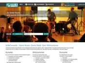 Live-Konzerte dein Wohnzimmer oder Party-Keller