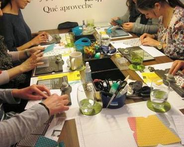 Envelope Punch Board - Workshop vom Sonntag