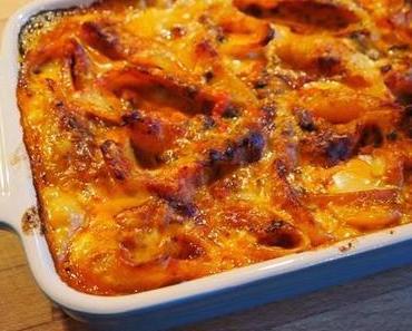 Conchiglioni al Forno - gefüllte Pasta-Muscheln aus dem Ofen