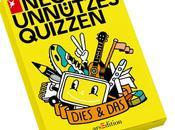 Zeitvertreib analogen Quizzer analoge Wissenstest digitalen Zeitalter. Rubrik Fundstücke.
