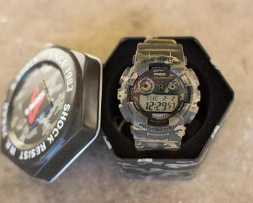 G-Shock Camo Pack