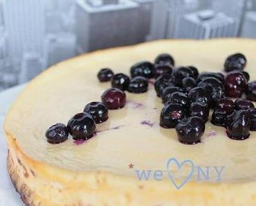 New York Cheesecake und die besten NYC Erinnerungen