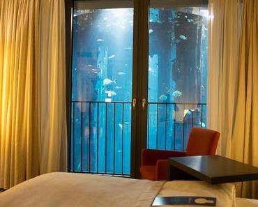 Zimmer mit Meerblick in Berlin – Radisson Blu Hotel Berlin