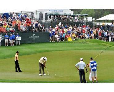 Der Donnerstag lacht und die Golferprofis sind wieder on the Fairway!