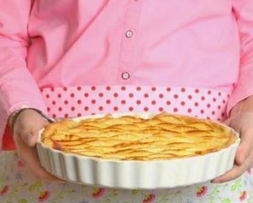 leckere sachen // ruck-zuck-apfel-vanille-tarte