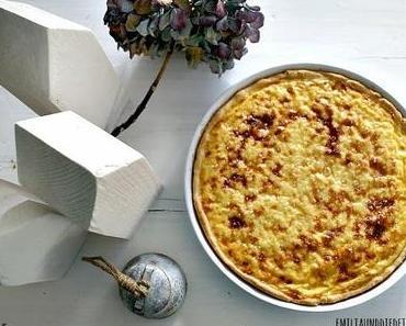 Belgischer Reisfladen - oder das Abenteuer mit dem Milchreiskuchen!
