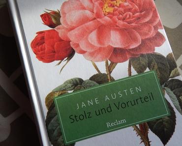 """Rezension: """"Stolz und Vorurteil"""" von Jane Austen"""