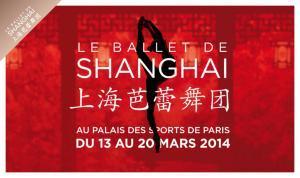 Sie tanzen doch so schön – La fille au cheveux blancs: Shanghai Ballett // R. Hu, A. Fu, D. Cheng, Y. Lin