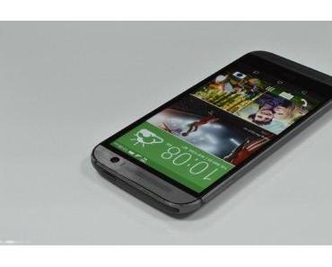HTC M8: der Nachfolger des HTC One