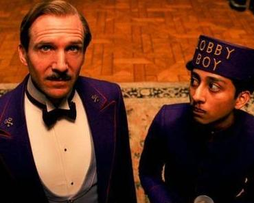 """The Grand Budapest Hotel"" von Wes Anderson"