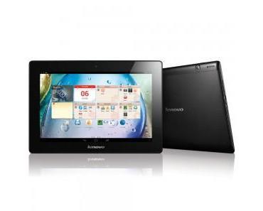 Lenovo Idea Tab S6000 – Android Multimedia Tablet im Test