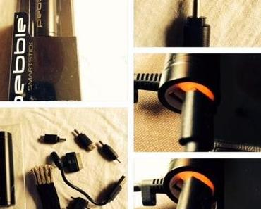 Pebble Smartstick Ladegerät - Immer dabei!