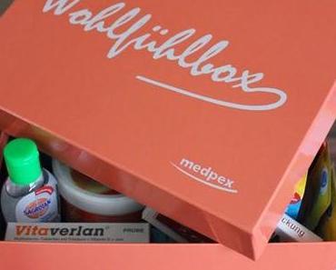 Wohlfühlbox März 2014 von medpex