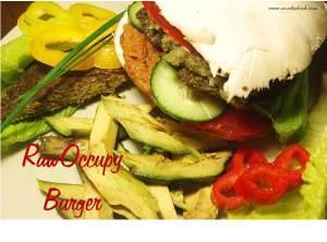 Zuccoti Park Burger