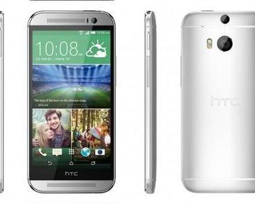 HTC One M8: Endlich veröffentlicht