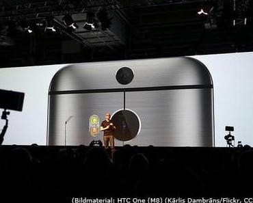 HTC One M8 vorgestellt