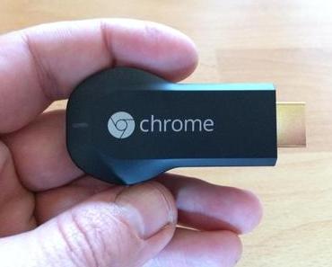 Google Chromecast – was ist es und was kann es ?