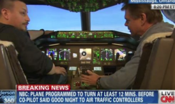 "CNNs ""Breaking News""-Flut zu MH370 ist Quotenhit, doch Kritik wächst…"
