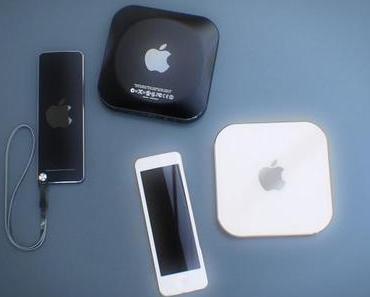 Apple TV 4G Konzept: The Next Generation