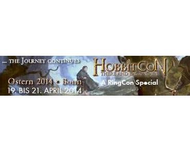 Hopp, hopp und auf zur HobbitCon!