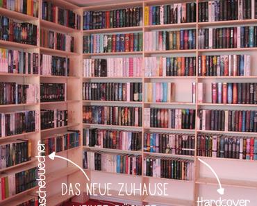 [Bubber Belle] Das neue Bücherregal