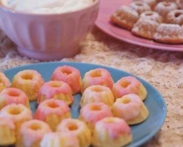 Minigugl Zitrone und Nougat!
