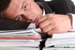 Inemuri – Schlafen am Arbeitsplatz