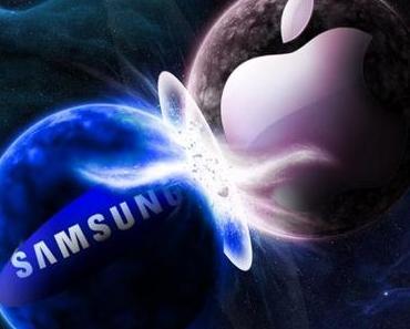 Nächste Runde im Patentstreit zwischen Samsung und Apple