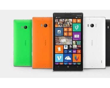 Nokia Lumia 930 offiziell vorgestellt: der 'Martini' ist da