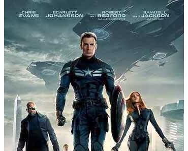 Review: CAPTAIN AMERICA 2: THE RETURN OF THE FIRST AVENGER - Ein wenig Mut reicht nicht