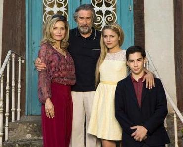 "Gewinnspiel zu ""Malavita – The Family"""