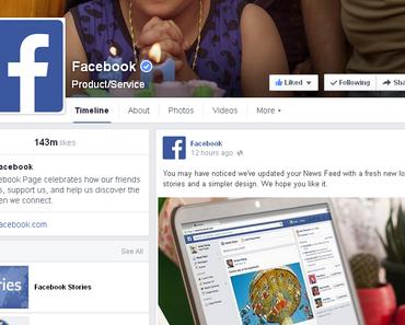 Während Nacht und Nebel: Facebook hat neues Design - und ein Impressum?