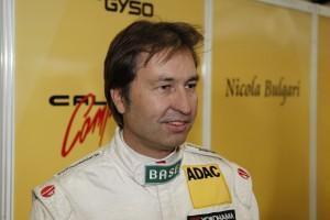 Heinz-Harald Frentzen trifft auf ADAC GT Masters-Konkurrenz