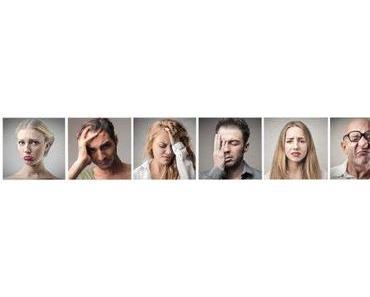 Die 7 Gesichter negativer User Experience