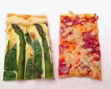 dinner-dienstag // sie // spargel-bärlauch-tarte vs. pressack-tarte