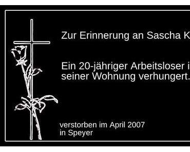 Erinnerung an Sascha K.