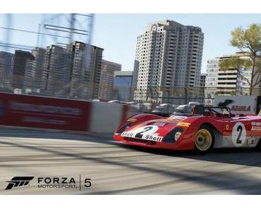 Long Beach Strecke ab Morgen kostenlos für FORZA 5