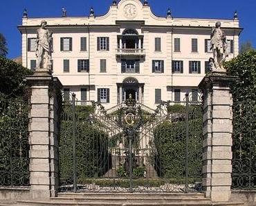 Villa Carlotta, ein Klassiker am Comer See