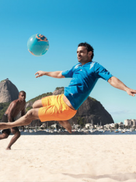 Volltreffer – Styling zur Fußball-WM 2014