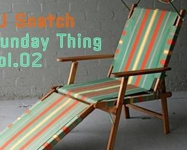 Sunday Thing Vol. 02 (free downbeat mixtape)