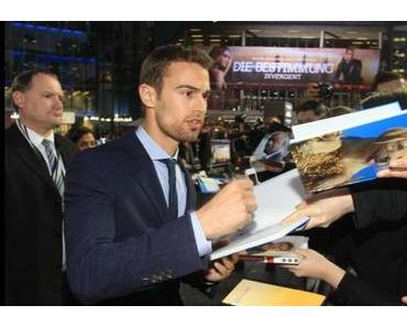 Interview mit Theo James