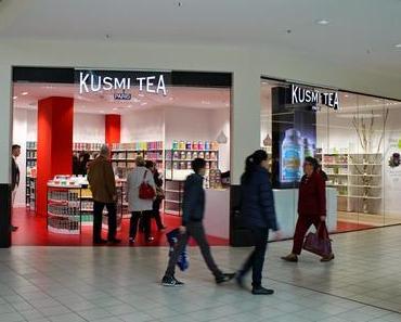 {NEU} Kusmi Tea Shop in Wien (Donauzentrum)