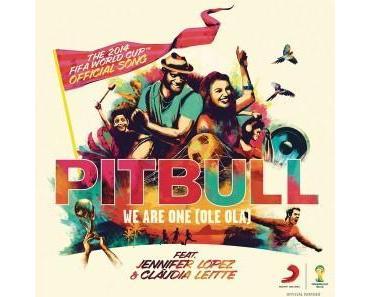 Jennifer Lopez und Pitbull singen WM-Song 2014!
