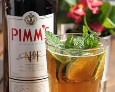 Pimm's No. 1 oder mein Cocktail für laue Frühlingsabende