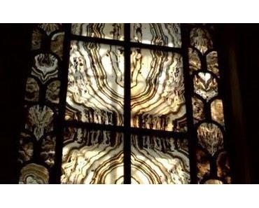 Fenster aus Stein und Ägypten