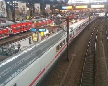 Teil 3: Deutsche Bahn - keine Reise ohne Ärger und hinterdran nicht einmal Kulanz!