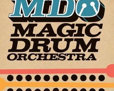 Bigga Bush Reps Magic Drum Orchestra's MDO (free promo mixtape)